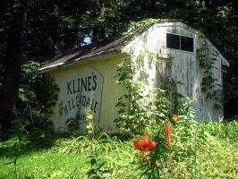Kline's Shed by edgyqueen