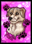 Contest:..: The Dewclaws :.:Nell:. by sarastallet99