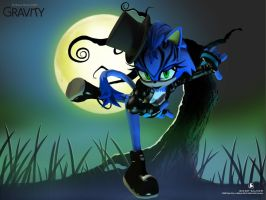 Twixil the Cheshire Cat by Rachidna