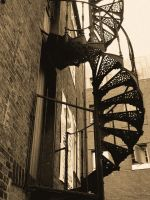 Victorian Stairs by amateras11