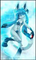 Glaceon by Luminall