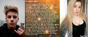 TG Caption 25 My Beloved Witch by AnotherTGPage