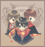 HARRY POTTER~ by panda423