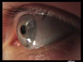 Closeup Eye by MKlver