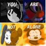 Epic Mickey: You Are Not Alone by GJTProductions