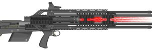Laser Rifle Attempt 2 by Lord-Malachi
