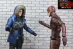 The Flash VS Captain Cold by GhostLord89
