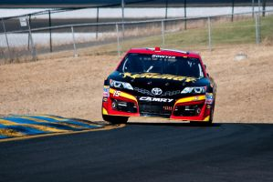 Clint Bowyer - Turn 2 by SharkHarrington