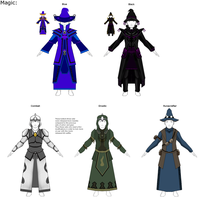 RS Mage Redesign Concepts by EliteZeon