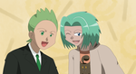 Cilan and Jamie by TheBlackBullets