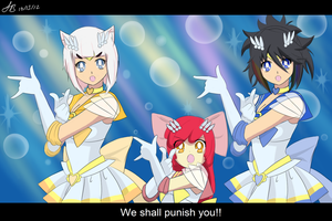 We Shall Punish You by SketchBookFiM