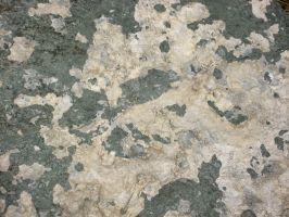 Dark Patches on Light Stone by stock-it