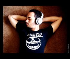 Dj Hagmos by Chris24Blandino