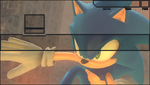 Sonic: PSP Wallpaper by kricket05