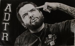 Jeremy Mckinnon of A Day To Remember. by AitorLicantropo