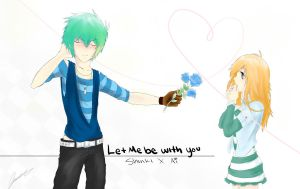 TBL: let me be with you by otakusuzuka