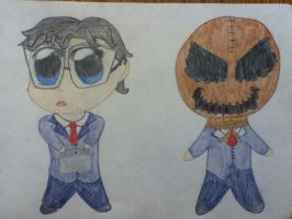 Dr. Crane/The Scarecrow by ShadowGlambert
