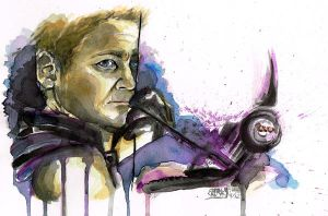 Hawkeye by youalexi
