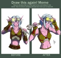 Draw This Again - Master-Engineer by Azizla
