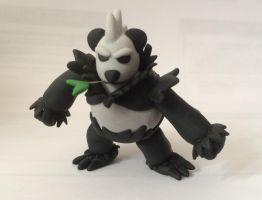 Pangoro by Darry123