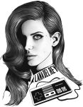 Lana Del Rey - Video Games by LathronAniron