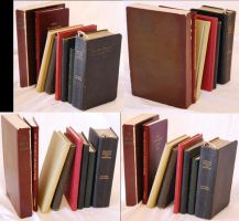 Books Pack 5 by TwilightAmazonStock