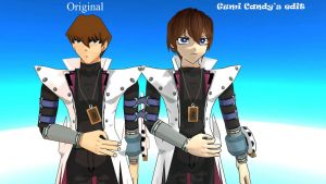 MMD Kaiba (Small Model Edit) by GumiCandy