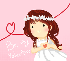 Be My Valentine Lol by TanSugar
