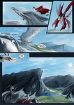 [PL] Dragon Witch, Mountains- pg.12 by Virllanda