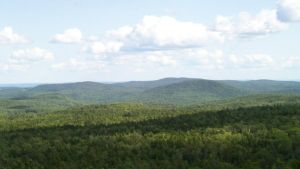 Another Hogback Mountain view by TheGreatWiseAss