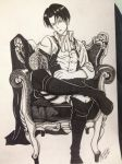 Levi Rivaille by moho-sha-20