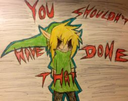 BEN DROWNED: You Shouldn't Have Done That by FallenAngelKayaxx5