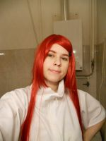 my firs Kushina try by Black-Sheep-NI