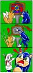 Sonic TV's by Forrestris