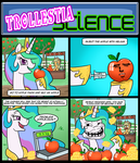 trollestia science by CSImadmax