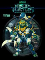 Scratch Jams: 5th Turtle Jam by Mikuloctopus