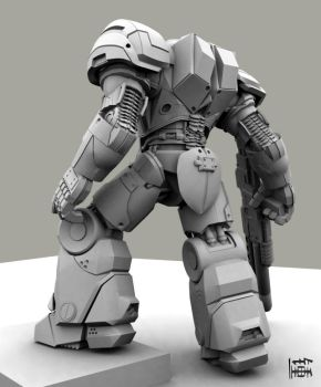 New Marine Preview by Jun89