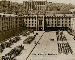 The Military Academy by CdreJohnPaulJones