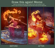 Improvement Meme by Ravietta