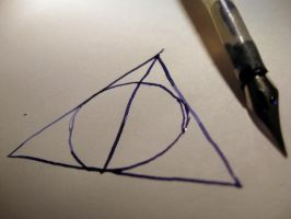 Deathly Hallows. by Tonemhp