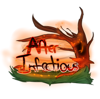 After-Infectious Logo by BlossomWolf42