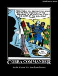 Cobra Commander Wants Cookies by CandyKane409