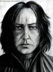 ::HARRY POTTER:: Severus by Beresclet