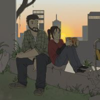 The last of us by c-plaus