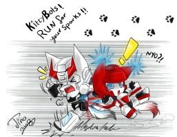 TFG1: RUN kittyBots part-01 by JinoSan