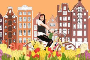 Amsterdam for EP3 by picasio