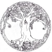 Tree of Life by Sagittarius-A