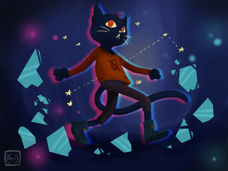 Night In The Woods by BKcrazies0