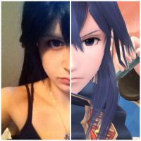 Lucina - Fire Emblem : Awakening by HystericalDemon