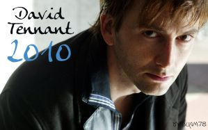 David Tennant Calendar 2010 by duamdrallibor